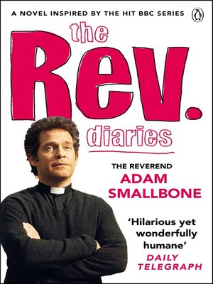 cover image of The Rev Diaries