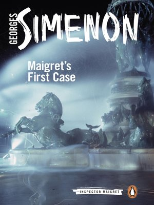 cover image of Maigret's First Case