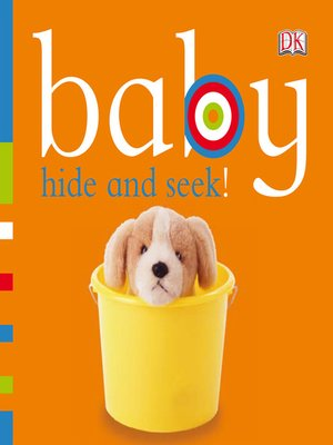 cover image of Baby Hide and Seek!