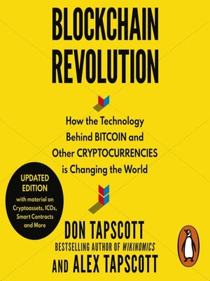 cover image of Blockchain Revolution
