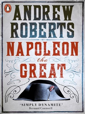 cover image of Napoleon the Great