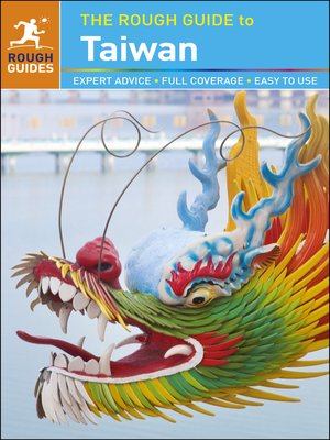 cover image of The Rough Guide to Taiwan