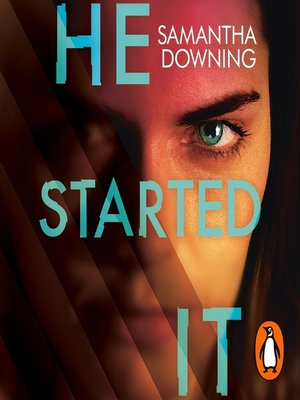 cover image of He Started It