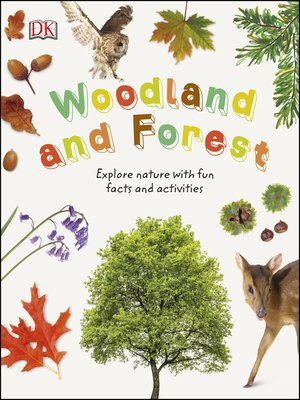cover image of Woodland and Forest