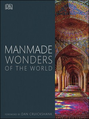 cover image of Manmade Wonders of the World
