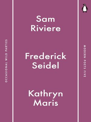 cover image of Penguin Modern Poets 5