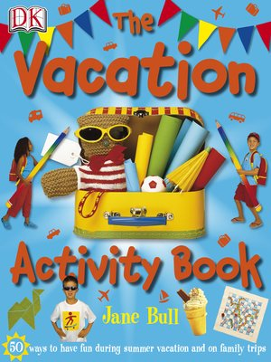 cover image of The Holiday Activity Book