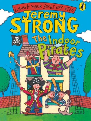cover image of The Indoor Pirates