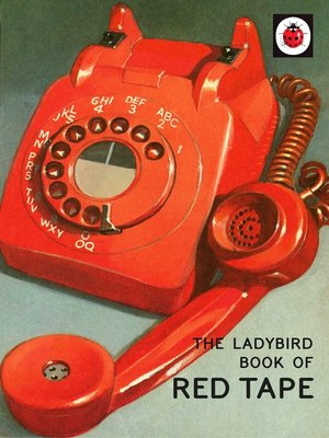 cover image of The Ladybird Book of Red Tape