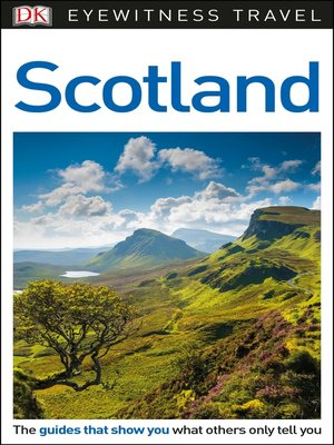 cover image of DK Eyewitness Travel Guide Scotland