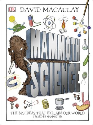 cover image of Mammoth Science