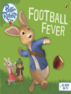 cover image of Football Fever!