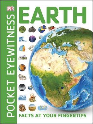 cover image of Pocket Eyewitness Earth