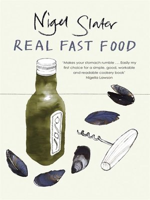 cover image of Real Fast Food