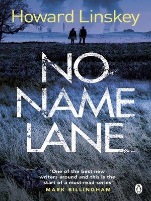 cover image of No Name Lane