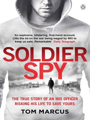 cover image of Soldier Spy
