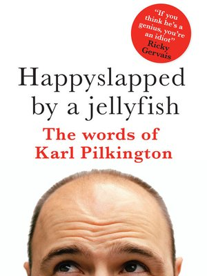 cover image of Happyslapped by a Jellyfish