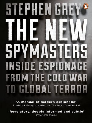cover image of The New Spymasters