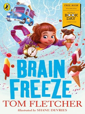 cover image of Brain Freeze