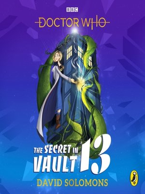 cover image of The Secret in Vault 13