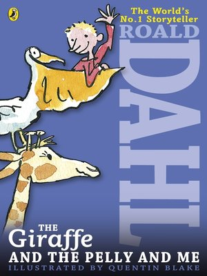cover image of The Giraffe and the Pelly and Me