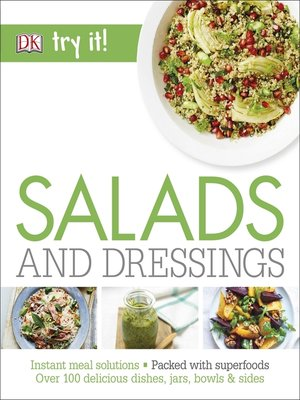 cover image of Salads and Dressings