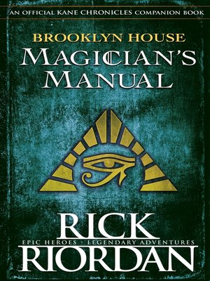 cover image of Brooklyn House Magician's Manual