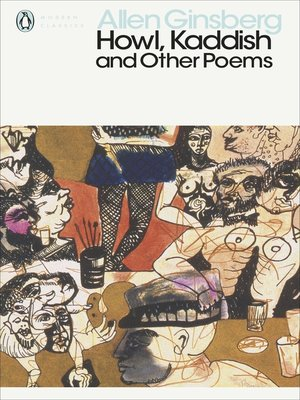 cover image of Howl, Kaddish and Other Poems