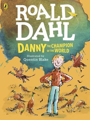 cover image of Danny, the Champion of the World
