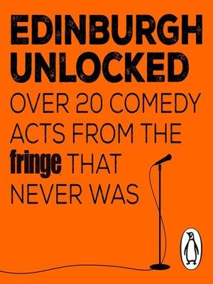 cover image of Edinburgh Unlocked