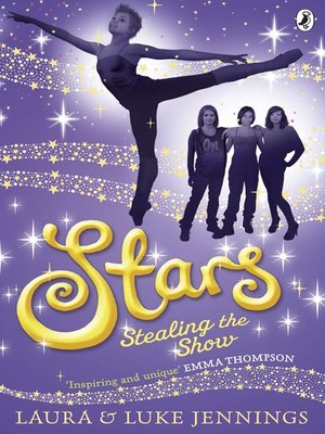 cover image of Stealing the Show (book 2)