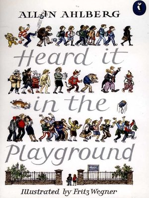 cover image of Heard it in the Playground