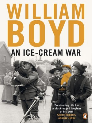 cover image of An Ice-Cream War