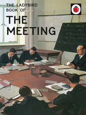 cover image of The Ladybird Book of the Meeting