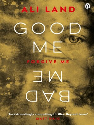 cover image of Good Me Bad Me