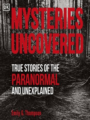 cover image of Mysteries Uncovered
