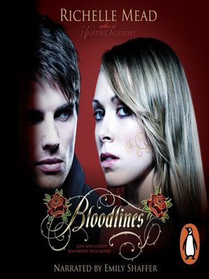 cover image of Bloodlines (book 1)