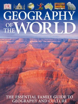 cover image of Geography of the World