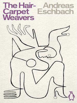 cover image of The Hair Carpet Weavers