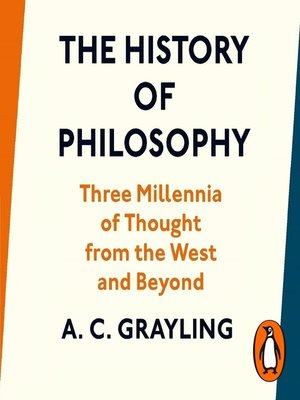 cover image of The History of Philosophy