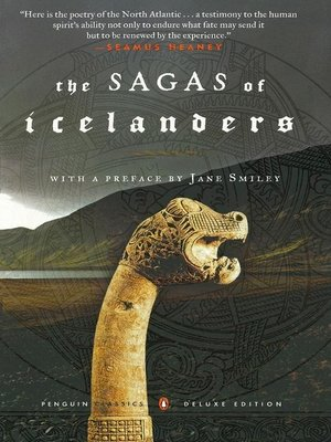 cover image of The Sagas of the Icelanders