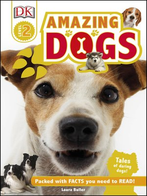 cover image of Amazing Dogs