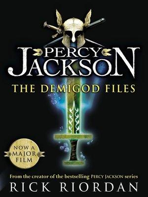 Percy Jackson And The Olympians Series Overdrive Rakuten