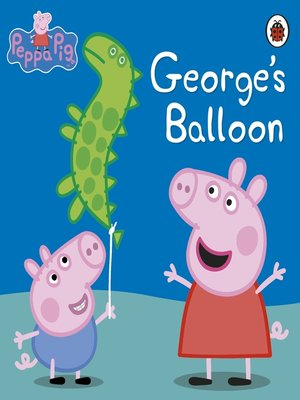 cover image of George's Balloon