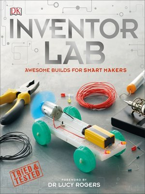 cover image of Inventor Lab