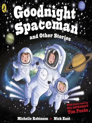 cover image of Goodnight Spaceman and Other Stories