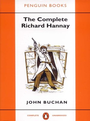 cover image of The Complete Richard Hannay