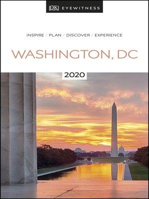 cover image of DK Eyewitness Washington, DC