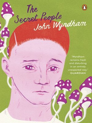 cover image of The Secret People