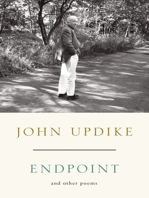 cover image of Endpoint and Other Poems